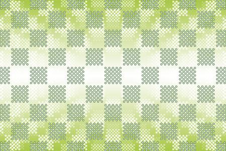 dimple: Wallpaper materials, Polka, mizutama pattern, pocked it, point, spot, dimple, dither, jade, grain, tile Illustration
