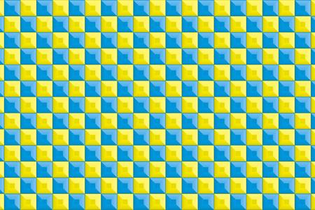 背景素材壁紙、タイル、ブロック、レンガ、正方形、4 つの正方形、正方形、正方形、固体構造、3 D、CG、陶器