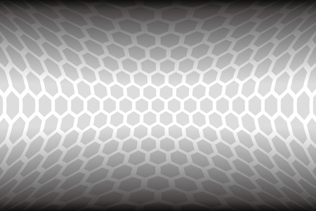 distorted: Wallpaper materials, hexagonal, honeycomb, honeycomb structure, distorted, curved, refractions, dimension, space, dimensional warp, world