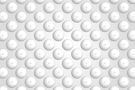 dimple: Background material wallpaper, buttons, tack, Polka, mizutama, pocked it, dimple, dither, perforated metal Illustration