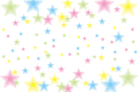 rainbow color star: Patterned wallpaper material, Star, Galaxy, Stardust, Stardust, shimmering, glittering, cute, light, colorful,