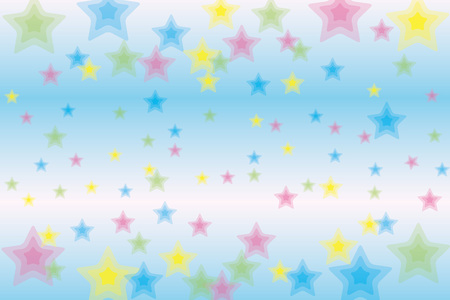 Patterned wallpaper material, Star, Galaxy, Stardust, Stardust, shimmering, glittering, cute, light, colorful,