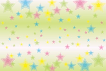 bitter orange: Patterned wallpaper material, Star, Galaxy, Stardust, Stardust, shimmering, glittering, cute, light, colorful,