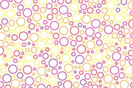 bitter orange: Wallpaper material, Yen, circle, circle, circle shaped, ring, ring, mosaic, random, white, simple, simple,