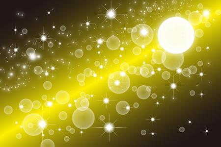 Matériaux de papier peint, Stardust, Stardust, galaxie, nébuleuse, nuit, ciel, la Voie Lactée, La Voie Lactée, paillettes, Espace, Lune, mystère