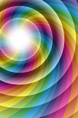 rainbow: Wallpaper material, Rainbow, Rainbow, Rainbow, rainbow color, colors, colorful, Yen, wheel, circle, ring, ring