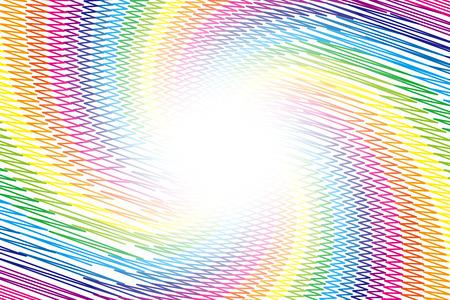 素材を壁紙、落書き、落書き、いたずら、虹、虹の色、7 色、カラフル、ラジアル、スパイラル、スパイラル
