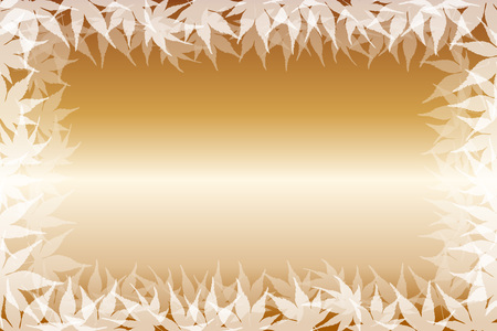fall about: Background material: Kaba, maple leaf, maple trees, leaves, leaves, autumn, Toyo, Japan culture, Japanese-style images, traditional patterns