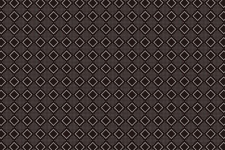 diamante negro: Papel pintado del fondo de materiales, planta, plantas, diamantes, diamante, modelo del diamante, mallas, puntada, punto, tramado, tracería, tenten Vectores