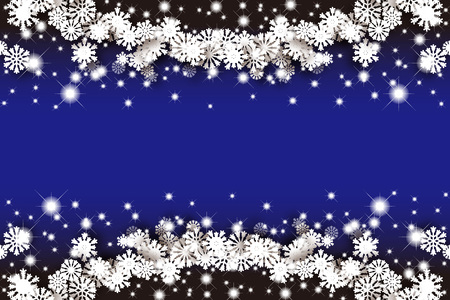 snow crystal: Wallpaper background material, snow, snow, Crystal, ice, winter, Christmas, new year, decorate, put a decorative, copy space, text, white space