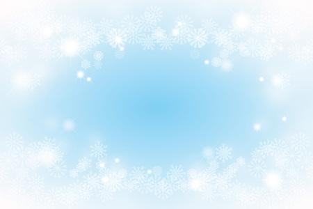 Crystal Wallpaper material, snow, winter, snow, white, snow, ice, ice, snow, Christmas, ornament... snow