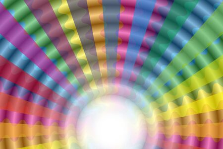 hallucinations: Background material wallpaper, Rainbow, rainbow color, hallucinations, colorful, circular, rings, ripples, ethnic, psychedelic