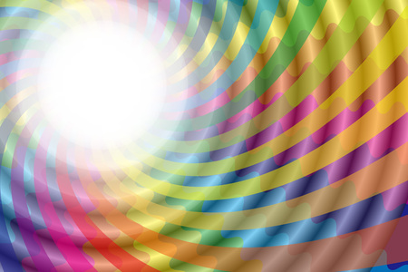 eddy: Background material wallpaper, Rainbow, rainbow color, hallucinations, colorful, circular, rings, ripples, ethnic, psychedelic