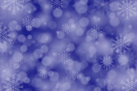背景素材壁紙、冬、白、雪、氷、氷、雪の結晶、メリー クリスマス、フェザー、ライト、  イラスト・ベクター素材