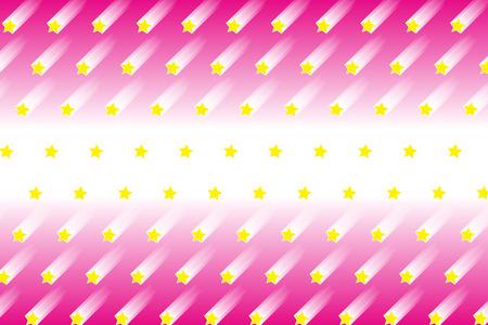 壁紙背景素材、流れ星、星のパターン、星のパターン、スターダスト、スターダスト、ピカピカ、キラキラ、ピカピカ、柄、流星  イラスト・ベクター素材