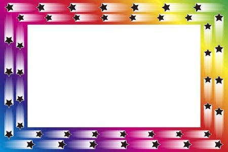 shooting stars: Background material wallpaper Meteor, shooting stars, shooting stars, comets, glitter, textures, patterns, base, frame, frames, Illustration