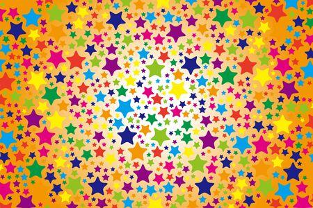 bitter orange: Wallpaper materials, Stardust, Stardust, Galaxy, stars, milky way, milky way, light, decorations, wrapping, packaging, Illustration