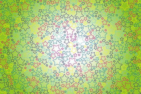 splendor: Wallpaper materials, Stardust, Stardust, Galaxy, stars, milky way, milky way, light, decorations, wrapping, packaging, Illustration