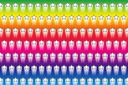 rainbow color star: Pattern of wallpaper material, shooting stars, stars, stars, star patterns, Star, Stardust, Stardust, Galaxy, stars, sky, Meteor, Comet
