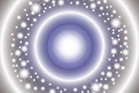 Wallpaper background material, metallic, metal colors, metal, light, sparkle, Star, Stardust, illumination, sparkling Illustration