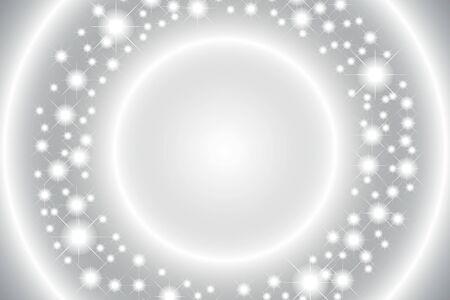 splendor: Wallpaper background material, metallic, metal colors, metal, light, sparkle, Star, Stardust, illumination, sparkling Illustration