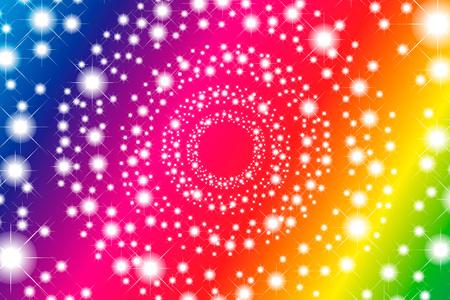Background wallpaper material, light, shine, gleam, Twinkle, Twinkle, Twinkle, star pattern, Stardust, Stardust, Galaxy, milky way, wheel