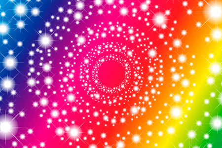 Background wallpaper material, light, shine, gleam, Twinkle, Twinkle, Twinkle, star pattern, Stardust, Stardust, Galaxy, milky way, wheel