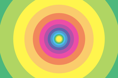 rainbow background: Background wallpaper material, Rainbow, rainbow color, colors, colorful, Yen, wheel, circle, ring, ring, bright, fun