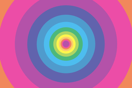color ring: Background wallpaper material, Rainbow, rainbow color, colors, colorful, Yen, wheel, circle, ring, ring, bright, fun