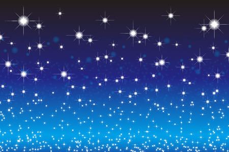 背景素材壁紙、背景、下地、星のパターン、スターダスト、スターダスト、銀河、星、銀河、光、光彩、ぼかし  イラスト・ベクター素材