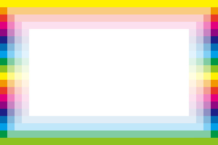 the banded: Background material wallpaper, Rainbow, Rainbow, colorful, striped, stripes, borders, frames, margins, copy space,