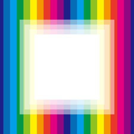 배경 소재 벽지, 무지개, 무지개, 화려한, 줄무늬, 줄무늬, 테두리, 프레임, 여백, 복사 공간, 스톡 콘텐츠 - 51525390