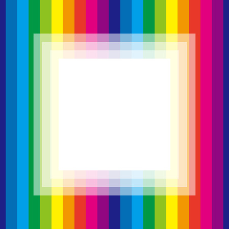 Background material wallpaper, Rainbow, Rainbow, colorful, striped, stripes, borders, frames, margins, copy space,