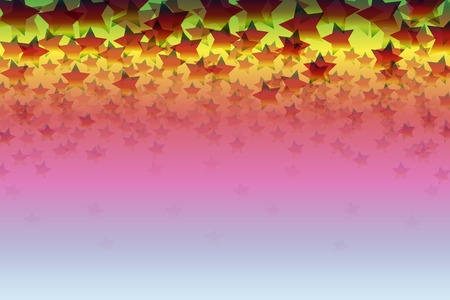 bitter orange: Background material, Bokashi, blurring, blur, defocus, pale, thin, Stardust, Stardust, glitter, light, sky, starry sky,