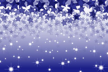 blurring: Background material, Bokashi, blurring, blur, defocus, pale, thin, Stardust, Stardust, glitter, light, sky, starry sky,