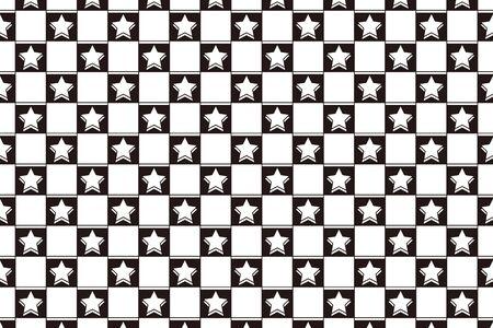 背景素材壁紙、タイル、ブロック、壁装材、星のパターン、スターダスト、スターダスト、キラキラ、星、格子縞、チェック