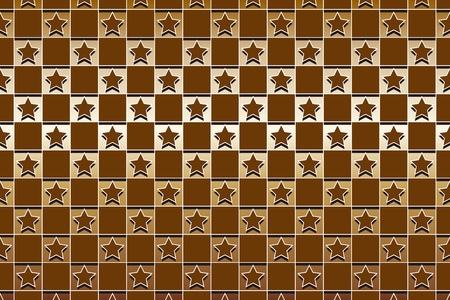 coverings: Background material wallpaper, tiles, blocks, wall coverings, star pattern, Stardust, Stardust, glitter, stars, Plaid, check Illustration