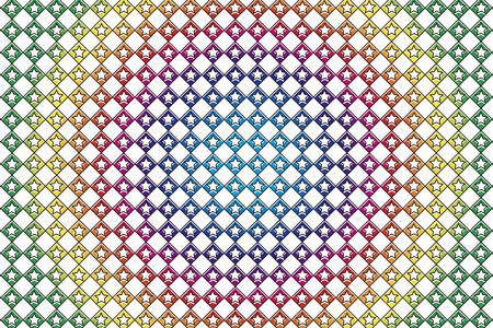 star pattern: Background material wallpaper, tiles, blocks, wall coverings, star pattern, Stardust, Stardust, glitter, stars, Plaid, check Illustration