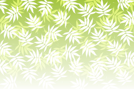 wakaba: Background material wallpaper, bamboo leaves, Sasa, Sasa, deciduous, leaves, bamboo, Japanese, pattern, traditional patterns, Japan, Oriental, green leaves, summer,