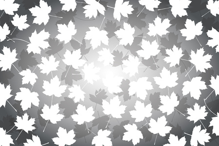 silvery: Wallpaper materials, maple, maple, maple, autumn, leaves, mountain, nature, plants, trees, landscape, Japanese-style, pattern, traditional patterns, Japan, autumn