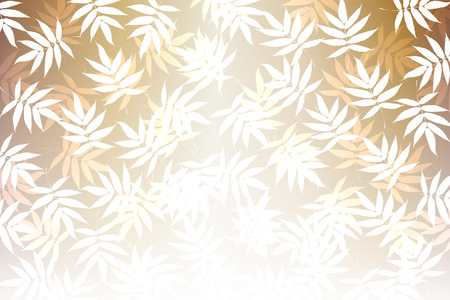 bamboo leaves: Background material wallpaper, bamboo leaves, Sasa, Sasa, deciduous, leaves, bamboo, Japanese, pattern, traditional patterns, Japan, Oriental, green leaves, summer,