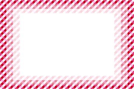 banded: Background material wallpaper, stripes, fringe fringe, fringe people, stripe, check, Plaid, frame, frame, copy space, white