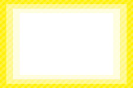 yellow banded: Background material wallpaper, stripes, fringe fringe, fringe people, stripe, check, Plaid, frame, frame, copy space, white