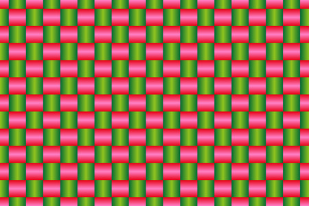 netty: Pattern of background material wallpaper, tile, block, check, Plaid, cross, cross, floor, floor, stitch, ornament, decoration Illustration