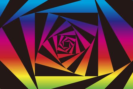 eddy: Background material wallpaper squares, square, glitter, spiral, spiral, spiral, radiation, striped, Zebra, striped, pattern