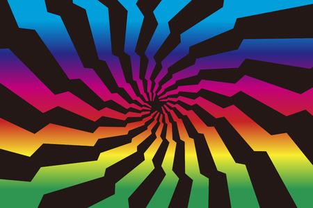 bargaining: Wallpaper background material, Star, Stardust, glitter, spiral, spiral, spiral, radiation, striped, Zebra, stripe,