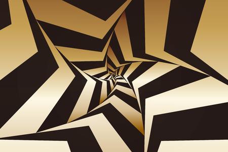 black star: Wallpaper background material, Star, Stardust, glitter, spiral, spiral, spiral, radiation, striped, Zebra, stripe,