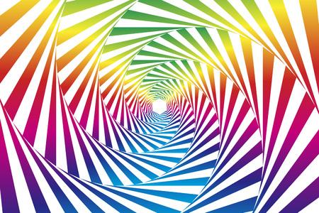 imagine a science: Wallpaper materials, hexagonal, hexagonal, honeycomb, Uzumaki, swirling, eddying, spinning, spiral, spiral, radial