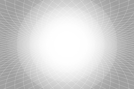Wallpaper materials, warp, space, light, virtual space, black holes, science fiction, science and technology, SF, Star