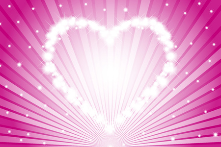 standby: Wallpaper material, heart pattern, Valentines day, white day, heart, love, love, love, red, pink Stock Photo